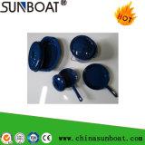 Sunboat Kitchenware Enamel Cookware Pots Pans Sets