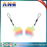High Frequency Epoxy Card Passive RFID Transponder with Contactless Chip