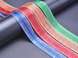 Fashion Colorful Jacquard Webbing Ribbon Strap Tape for Clothing Accessories