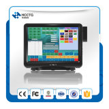 CCC Ce FCC SGS Certification Customized Windows Linux Touching Screen POS Terminal (HPOS15B)