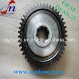 Transmition CNC Machining Process Steel Gear