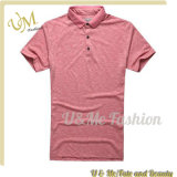 Fashion Leisure Poloshirt for Man Manufacture