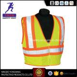 Police Sleeveless Reflective Safety Vest Cycling Reflective Vest