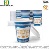 Disposable 8oz Paper Cup for Hot Coffee with Lid