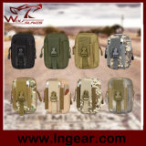 Outdoor Sports Military Tactical Bag Molle Sport Waist Bag for Men Waist Tool Nylon Bag