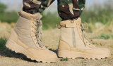 Hot Sale High Quality Sandy Safety Boots for Military