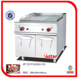 Gas Griddle with Cabinet (1/3 Grooved) Ck01008011