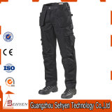Cotton Fabric Cycling Trousers Cargo Work Pants