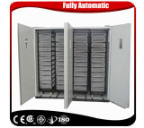 Large Capacity Full Automatic Reptile Egg Incubator Hatcher Machine