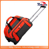 Wholesale Patchwork Laptop Bag Trolley School Bag