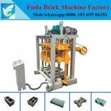 Qt40-2 Small Manual Solid Brick Machine