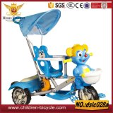 with Bear/Duck/Cat Toys Metal Tricycle for Kids
