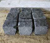 Padang Dark Grey G654 Granite Cube Stone