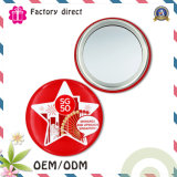 New Arrival OEM Design Tin Cosmetic Mirror on Sale