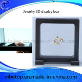 3D Suspension Plastic Jewelry Display Box with Custom Printing Logo