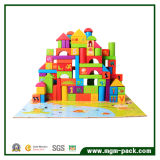 Wholesale Popular Colorful Building Block Wooden Toy