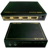 4kx2k 1X4 HDMI Splitter V1.4 with IR