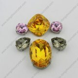 Various Golden Topaz Crystal Beads for Jewelry Accessories