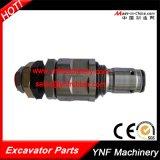 Excavator Main Relief valve Connect The Hose PC200-6 6D102