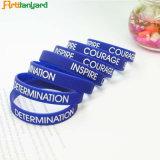 New Fashion Rubber Silicone Wristband