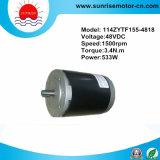 114zytf 48VDC 3.4n. M 533W Magnet DC Motor