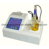 Liquid Petroleum Products Water Content Tester (Karl Fisher Titrator)