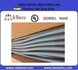 Black Rubber Insulation Tube for Refrigeration
