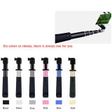 Christmas Present Extendable Bluetooth Selfie Stick Monopod for Smartphone