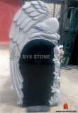European Design Granite Weeping Angel Headstone / Monument