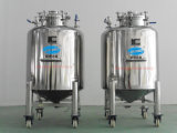 China Ce Approved Stainless Steel Tank Vessel Sanitary Tank