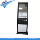 Customized Ticket Payment Kiosk/Cinema Touch Screen Kiosk with Barcode Scanner