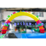Rainbow Inflatable Arch/Promotion Inflatable Arch/Advertising Inflatable Arch