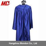 Wholesale Children Graduation Gown Only Shiny Royal Blue