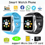 Colorful Bluetooth Smart Watch with SIM Card Slot A1