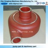 High Chrome Wear Resistant Slurry Pump Body by Sand Casting