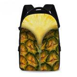 Durian Fruit Peels Backpack Metal Zipper Sh-15122107