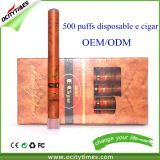 Wholesale Price 500 Puffs Disposable E-Cigar High Quality Disposable E Cigar
