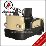 China Facotory Price 6t Car Type and Seat Electric Tow Tractor