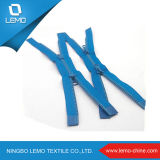 Colorful Plastic Zipper as Clothing Accessories