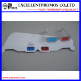 Colorful Promotion Paper 3D Glasses 2015 New Fashion Top Sale