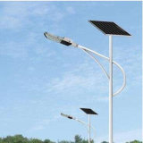 Controlled High Power LED Fence Lamp Solar Light Outdoor