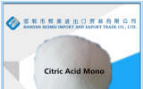 Food Grade Use Citric Acid Mono in China