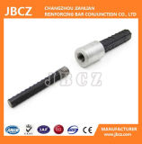 Abutting Joint Two Ends of Rebar