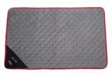 Anti Slip 100% Polyester Polar Fleece Pet Sofa Cushion Pet Travel Blankets