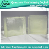 Pure Hot Melt Adhesive for Diaper Raw with SGS (SH-069)