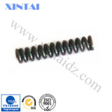 Colorful Powder Coated Compression Mould Coil Spring