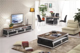 High Glossy Painted Glass TV Stand (DS-2016#)