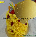 Lovely Maousse Mini Corrucaged Cake Boards, Cake Drums, Cake Plates with SGS (B&C-K064)