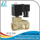 "3/4"" 3/8""Brass DC Welding Machine 12V 220V 110V Air Magnetic Valve Zcq-11b"