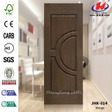 Jhk-014 Outside Low Cost Moulded HDF Veneer Board Door Skin